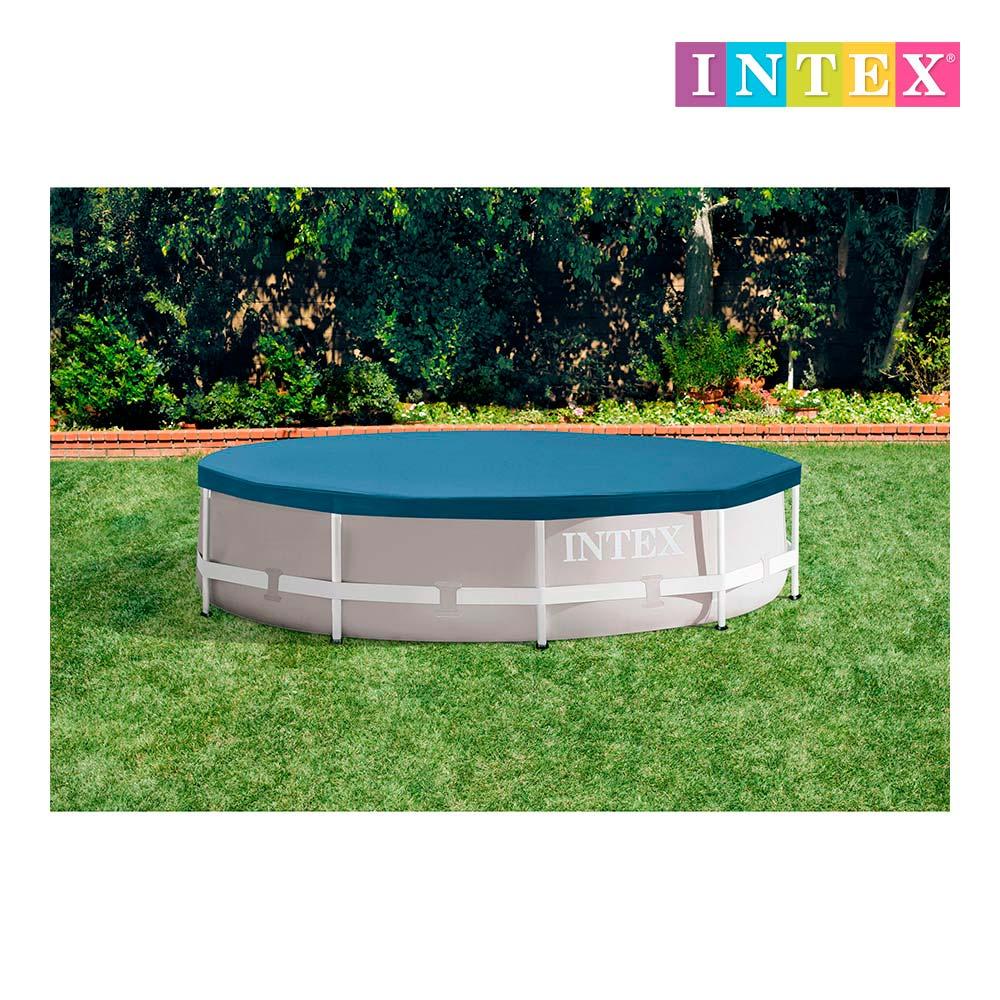 Cobertor piscina metal frame 305 cm intex 28030