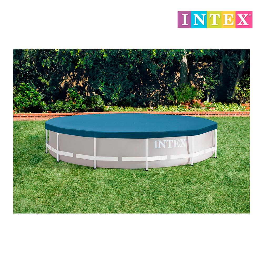 Cobertor piscina metal frame 366 cm  28031 intex