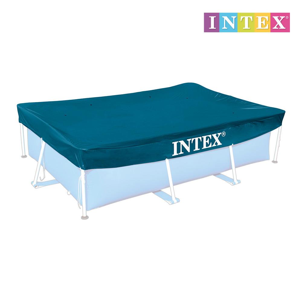 Cobertor piscina rectangular 300x200 cm  intex 28038