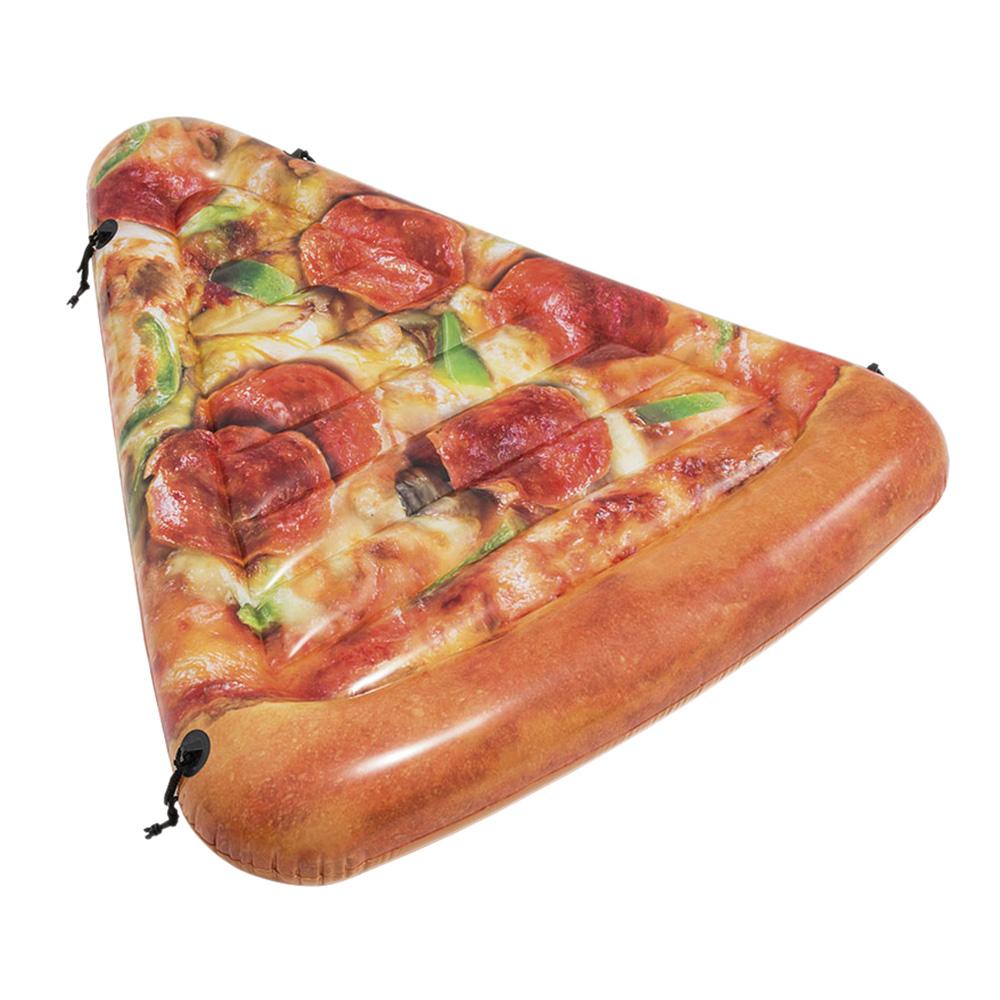 Flotador porcion pizza