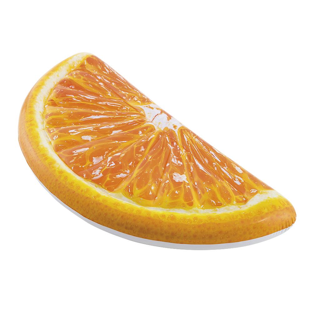 Colchoneta Modelo Rodaja De Naranja
