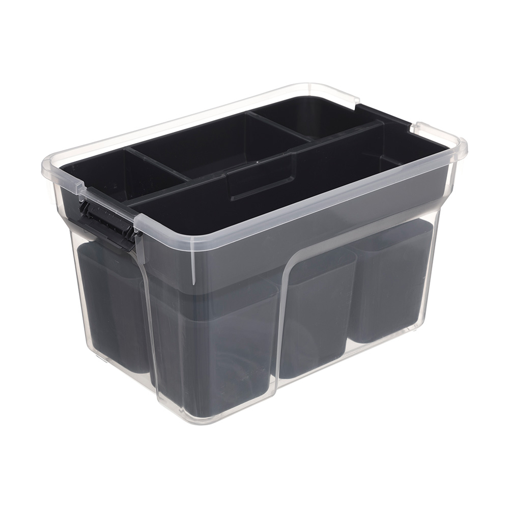 Caja Con Compartimentos 8L Modelo Samba