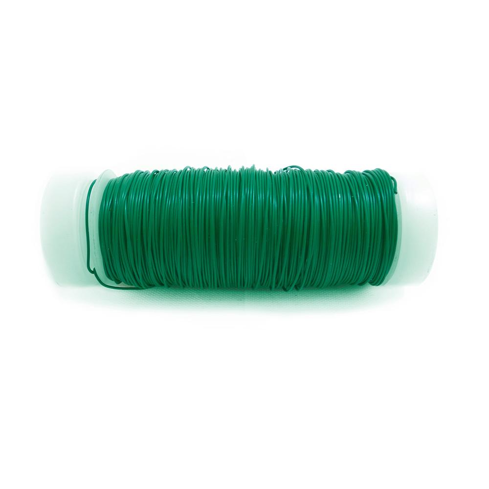 Alambre Verde Bobina Nº 6 - 1,40Mmx50M
