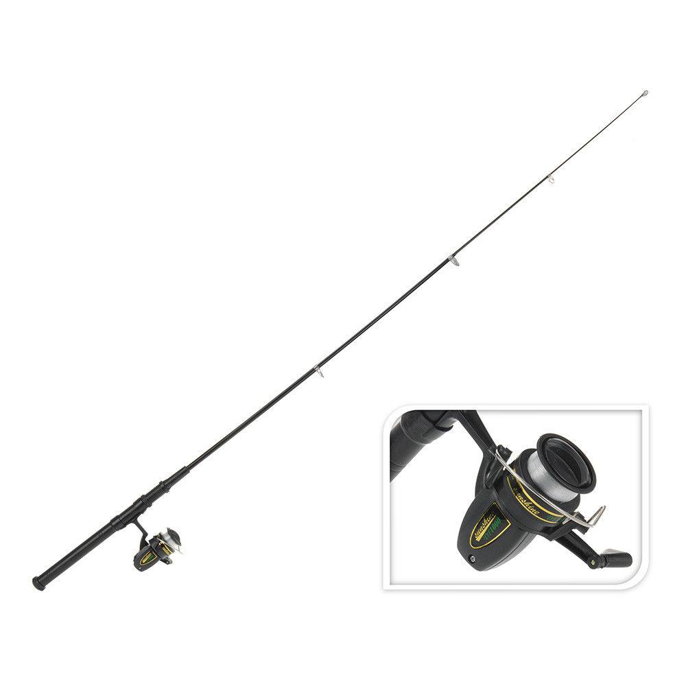 Caña De Pescar Basica Con Carrete 160Cm