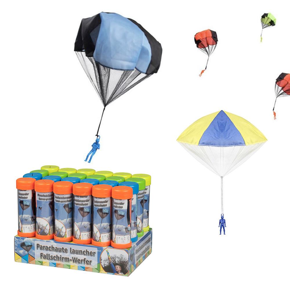 Lanzador De Paracaidas Diseño Eddy Toys