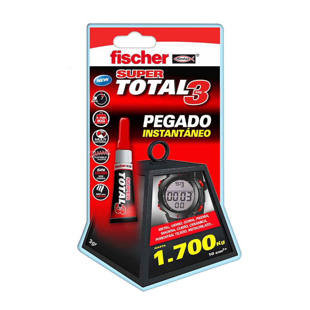 Blister Supertotal 3 -3G Fischer