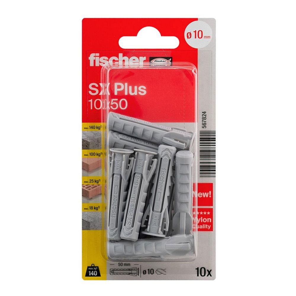 Blister Taco Fischer  Sx 10X50 K Nv 10Uds