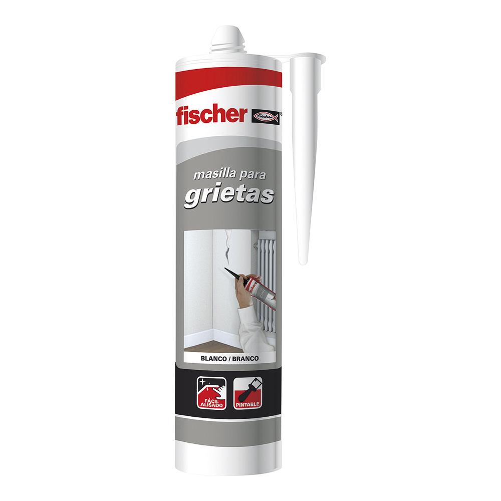 Masilla Grietas Gris 300Ml Fischer