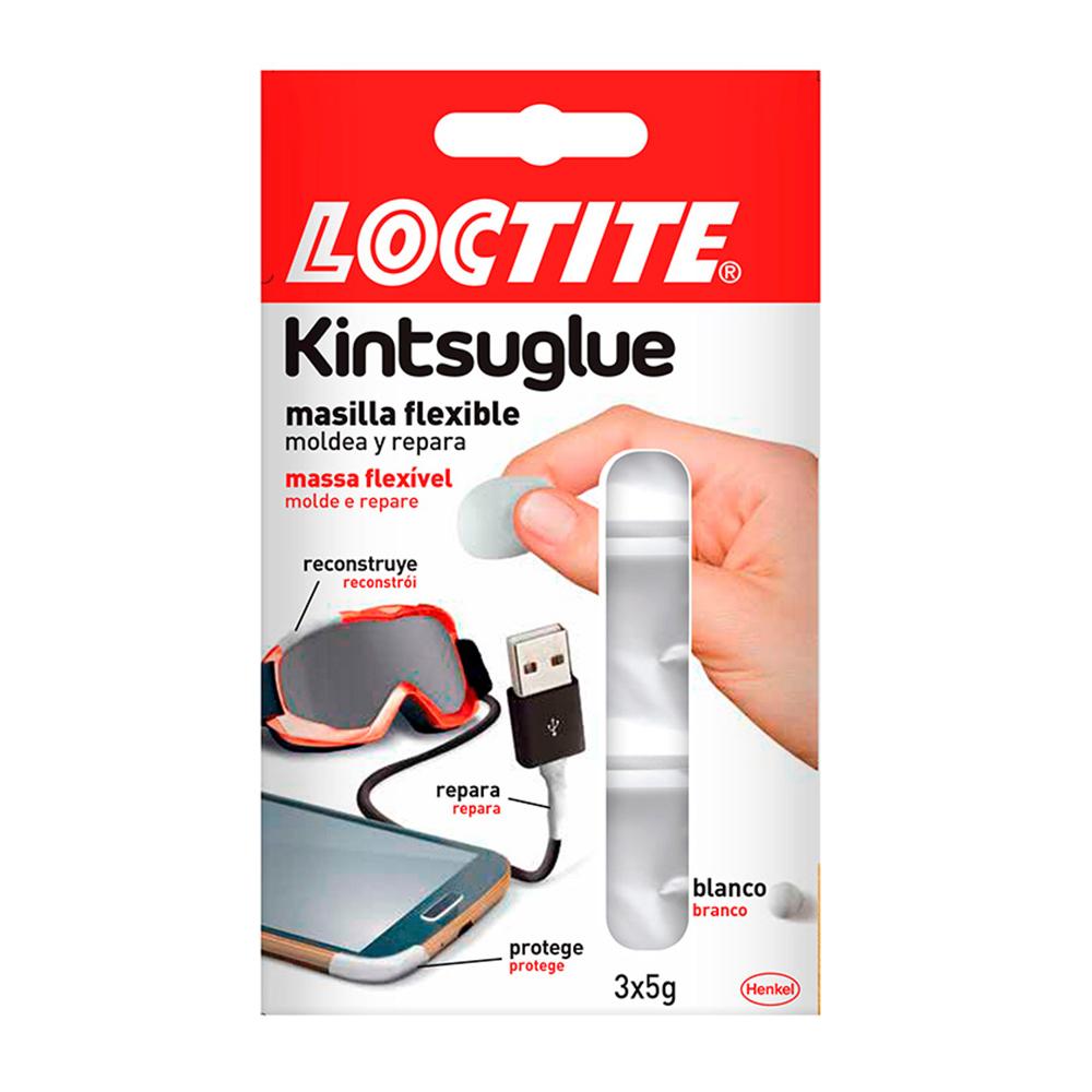 Loctite Kintsuglue Blanco 3X5G