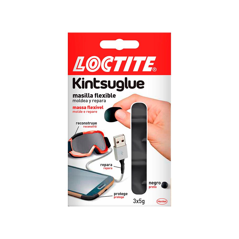 Loctite Kintsuglue Negro 3X5G