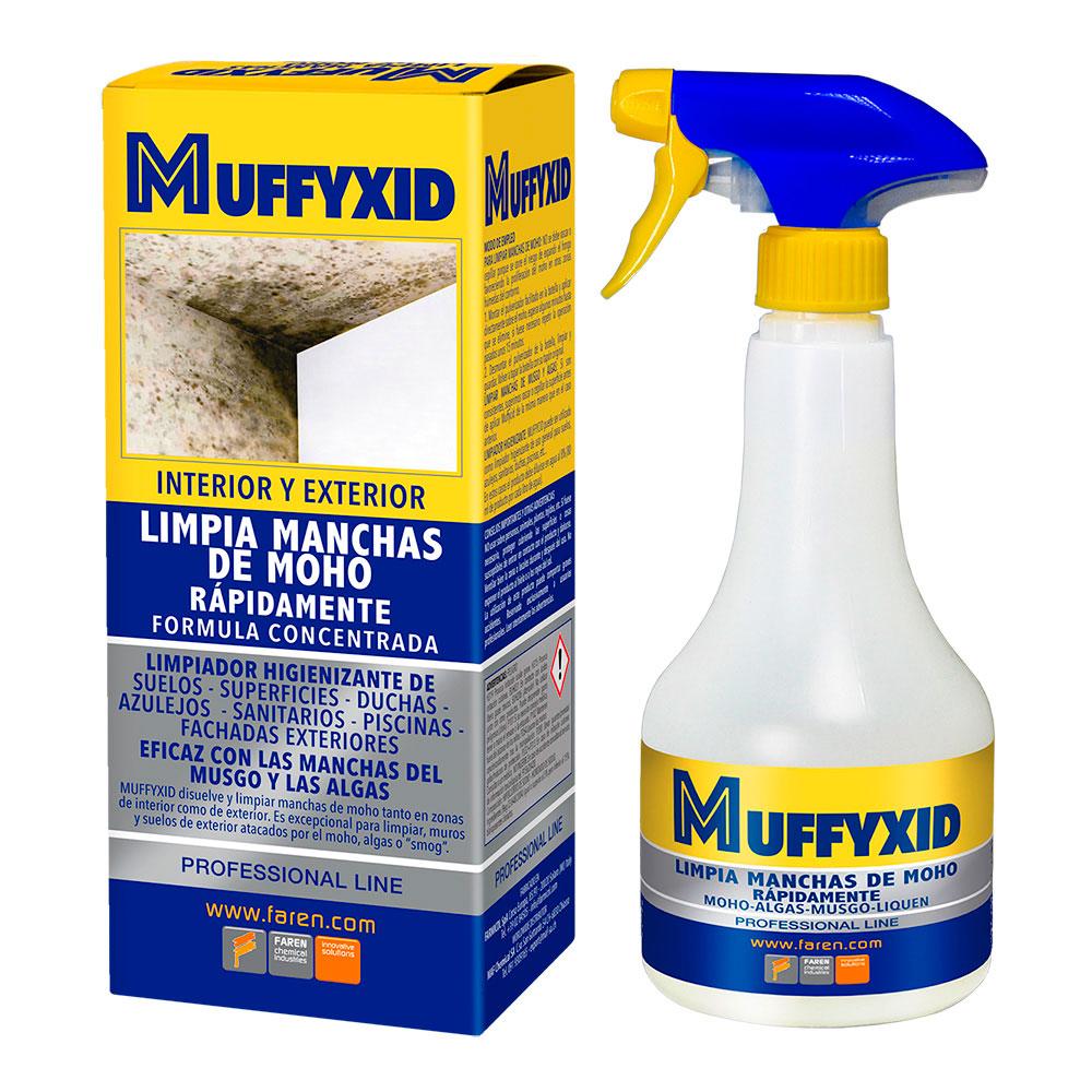 Muffycid Box 500Ml Eliminador Moho