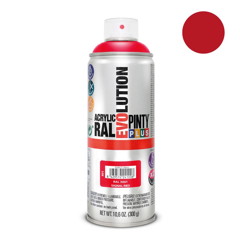 Ral 3001 Rojo Señales 400Ml