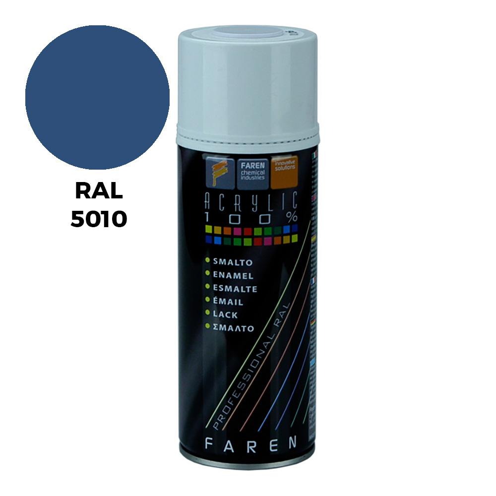 Acrylicolor-Azul Genciana 400Ml