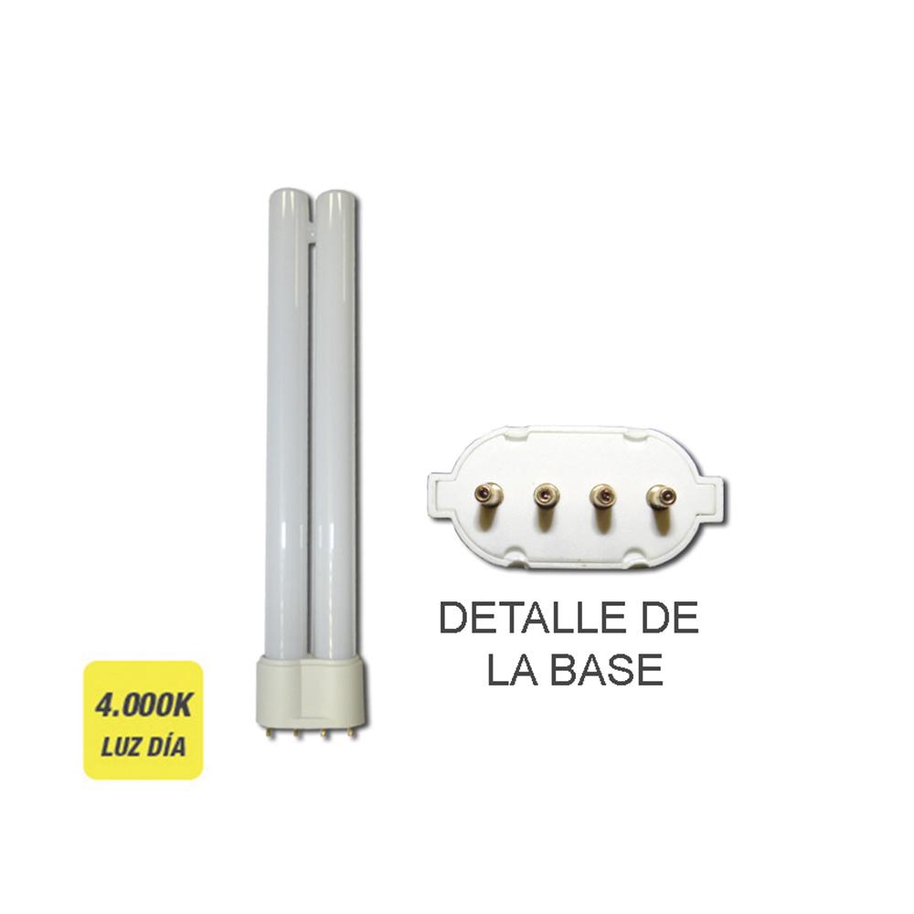 """Bombilla Bajo Consumo Pl-S 9W 840K Luz Dia Casquillo 2G7 4 Pin """"Sylvania"""""""