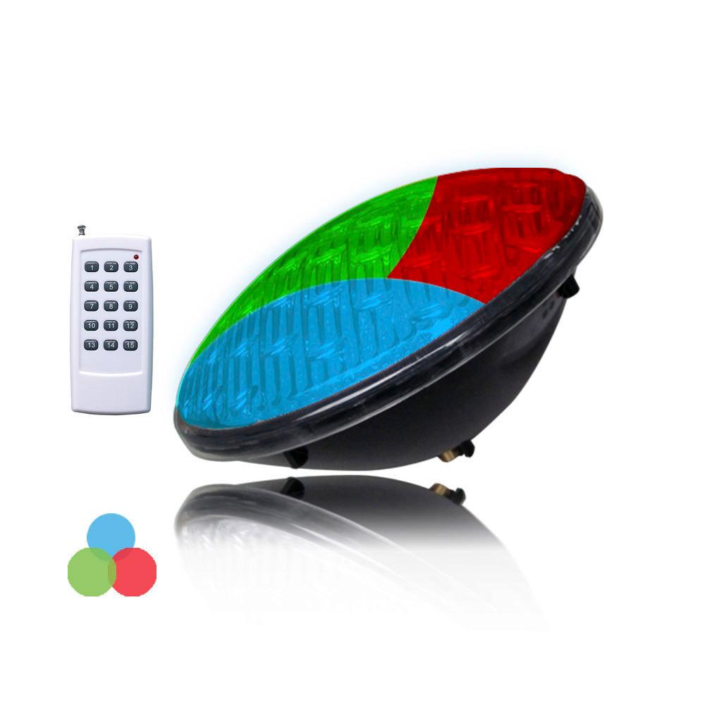Bombilla Led Par56 (Piscina) 12V Rgb (Multicolor) 9W 500 Lumens Edm
