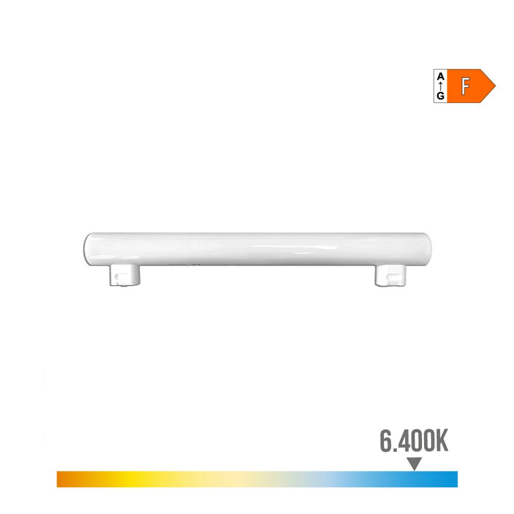 Linestra Led 7W 500 Lumens 6.400K Luz Fria 2 Casquillos S14S Edm
